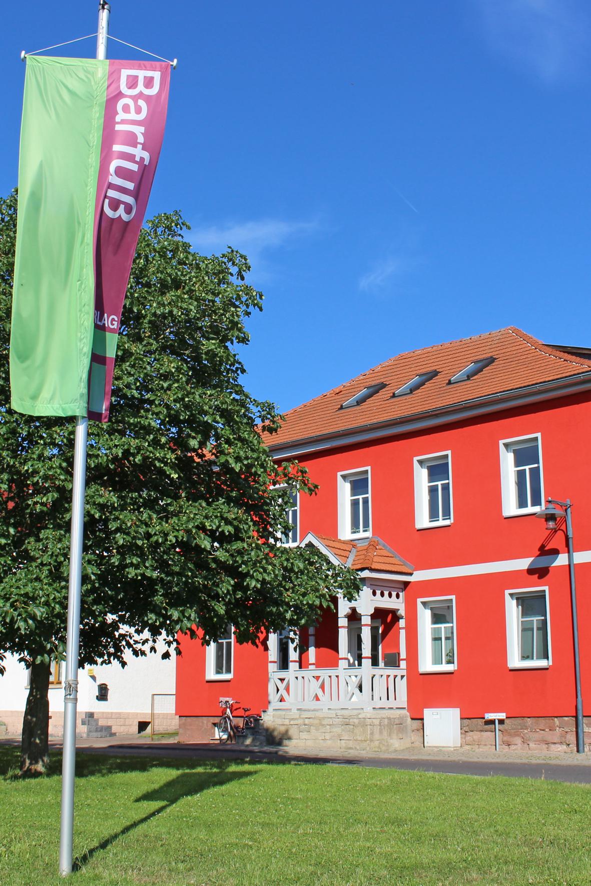 Unser Firmengebäude in Walldorf