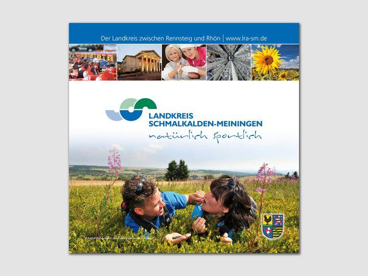 Broschüre Schmalkalden-Meiningen