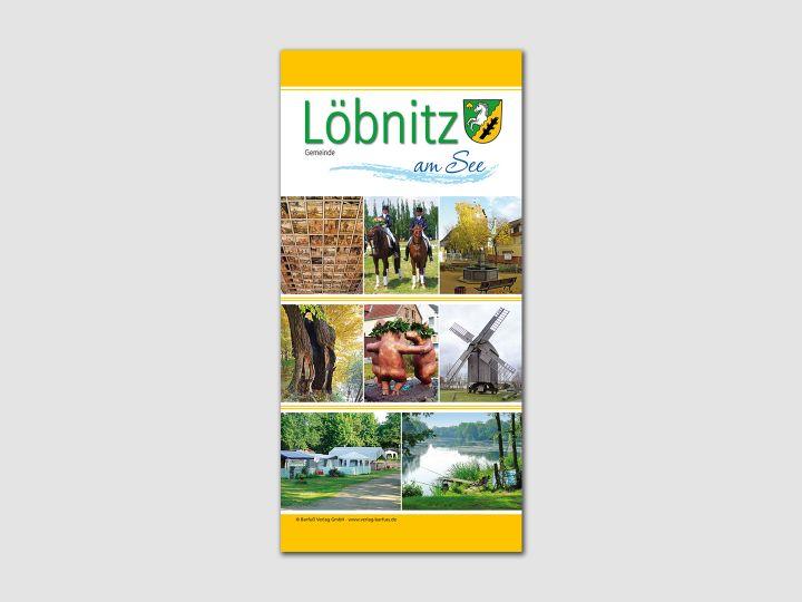 Broschüre Löbnitz