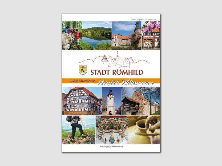Broschüre Römhild