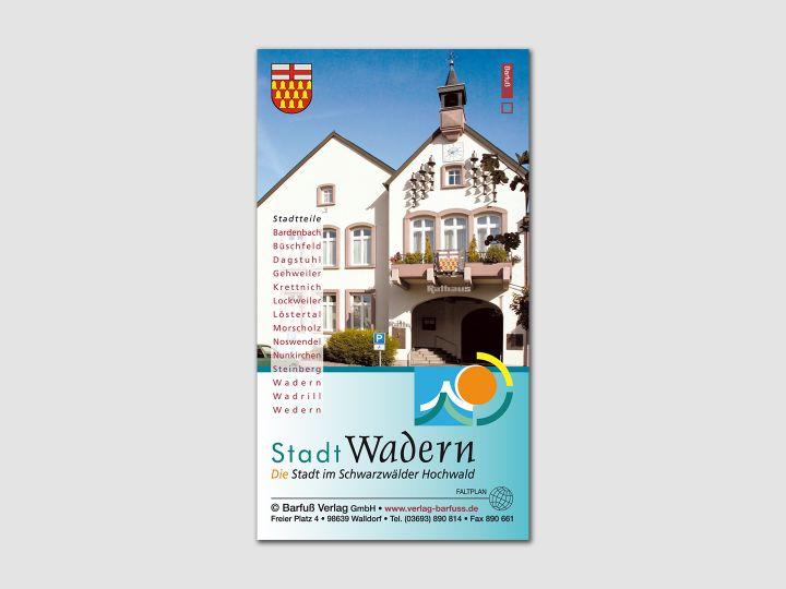 Titelseite Wadern